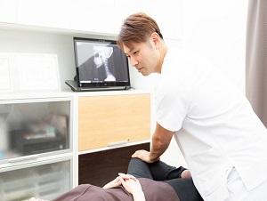三島市 腰痛の検査