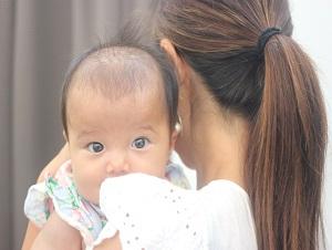 三島市の産後うつのママ